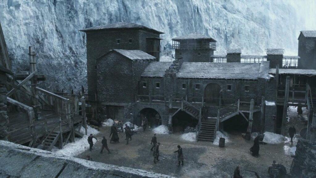 guardiani della notte jon snow