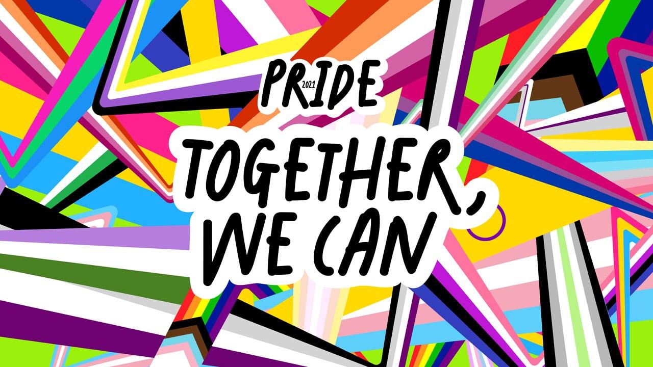 Microsoft sostiene il Pride Month 2021 thumbnail
