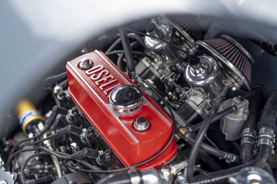 mini oselli motore