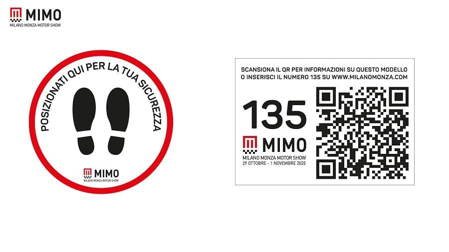 Milano Monza Motor Show QR