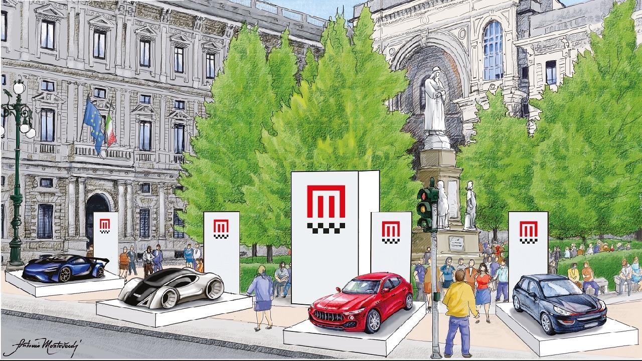 """Milano Monza Motor Show, le Case e la """"scaletta"""" del Salone dell'Auto all'aperto dal 10 al 13 giugno thumbnail"""