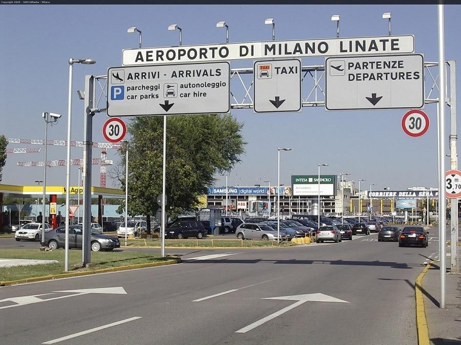 Milano-Roma treno aereo milano linate