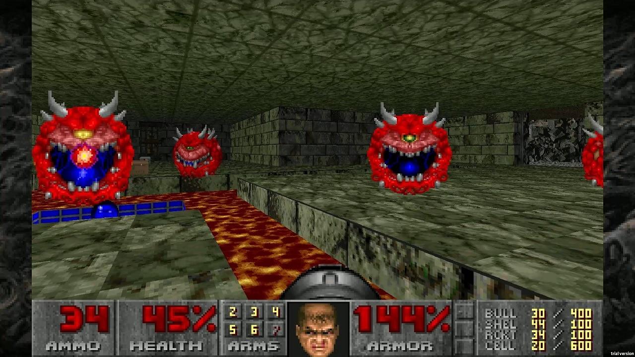 Doom gira su una lampadina smart thumbnail