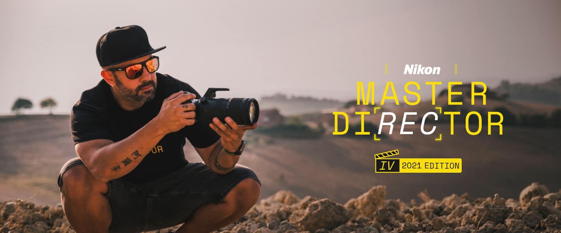 Nikon Master Director Italia: aperte le iscrizioni per la IV edizione thumbnail