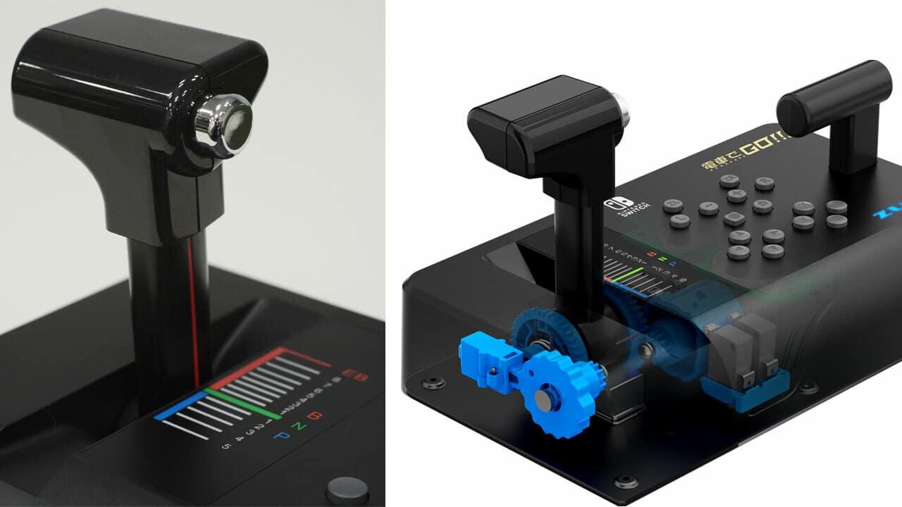 Arriva un nuovo controller per Nintendo Switch thumbnail