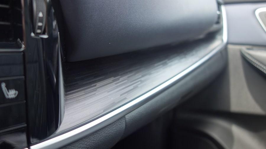 Nissan Qashqai 2021 dettaglio plancia