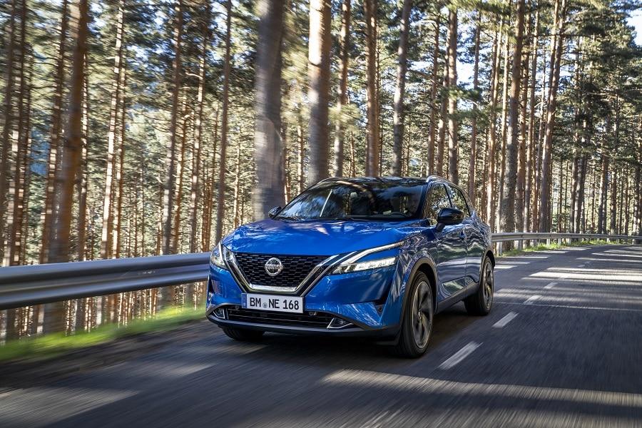 Nissan Qashqai: 10.000 clienti in Europa lo hanno già ordinato thumbnail