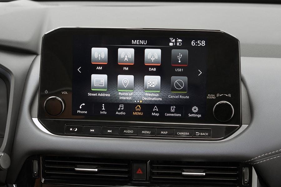 Nissan-Qashqai-2021-infotainment