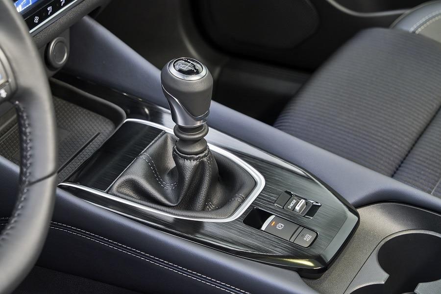 Nissan-Qashqai-2021-leva-cambio-manuale
