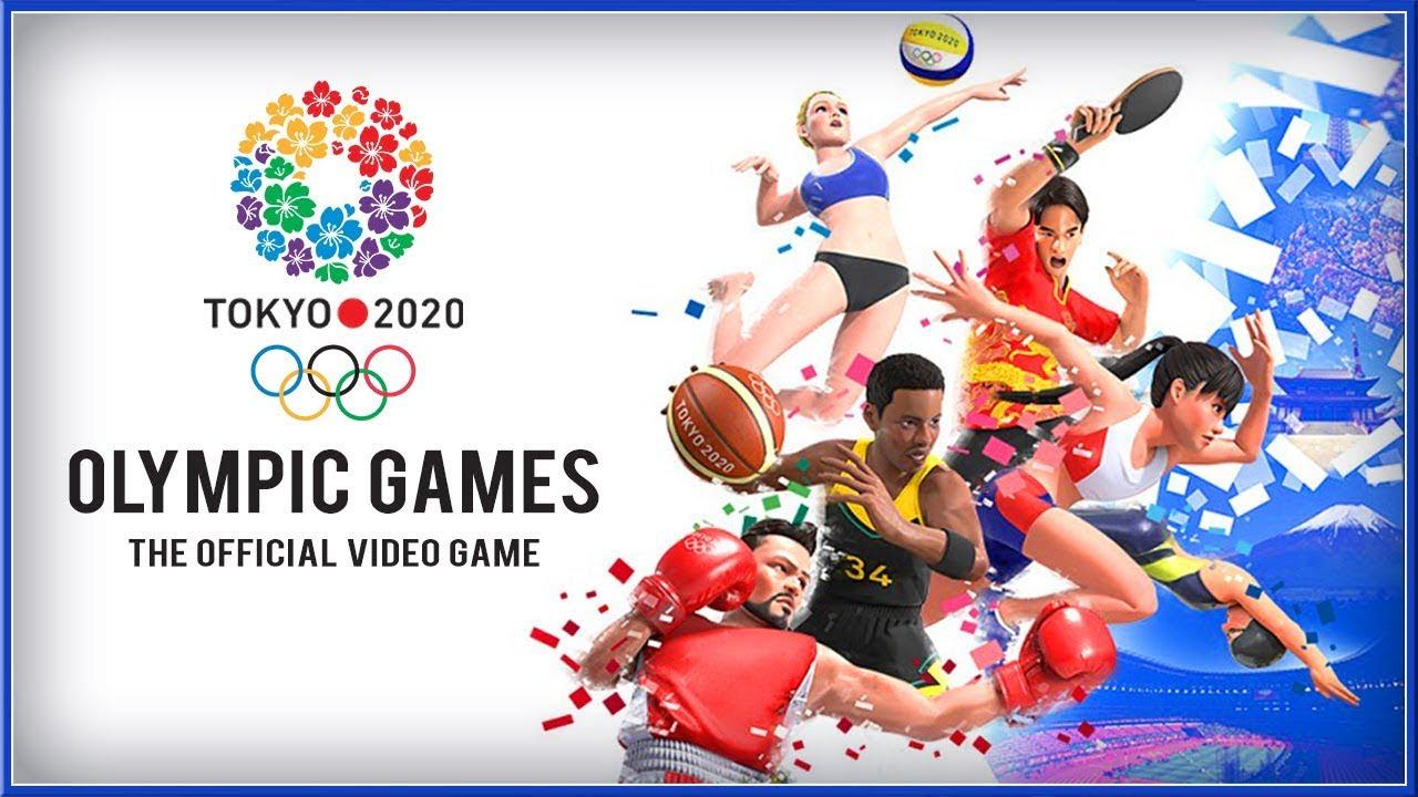 Olympic Games Tokyo 2020: ecco il videogioco delle Olimpiadi thumbnail