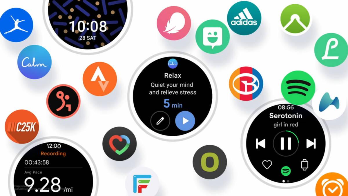 Samsung presenta ufficialmente la nuova One UI Watch thumbnail