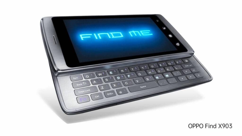 Oppo Find X903