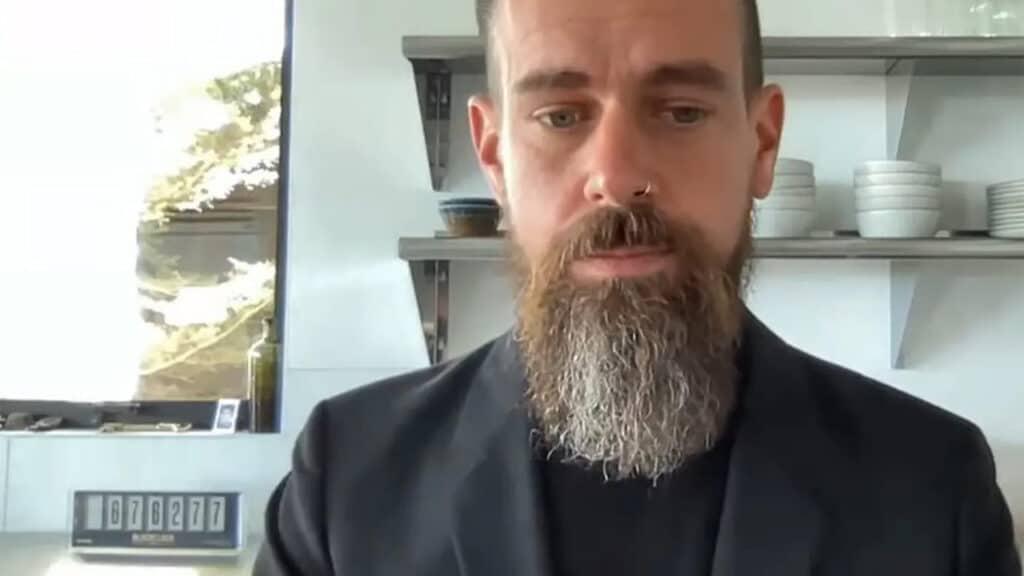 Orologio bitcoin Jack Dorsey