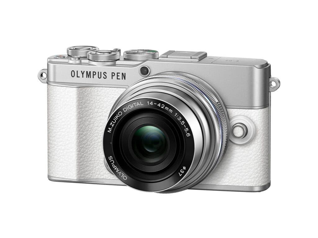 Olympus PEN E-P7.