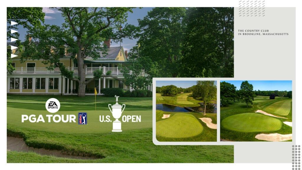 EA SPORTS PGA TOUR mappe
