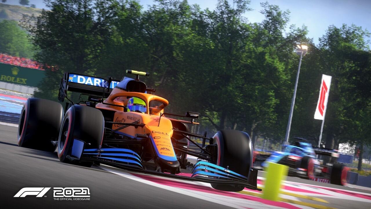 F1 2021: ecco il nuovo trailer delle funzionalità thumbnail