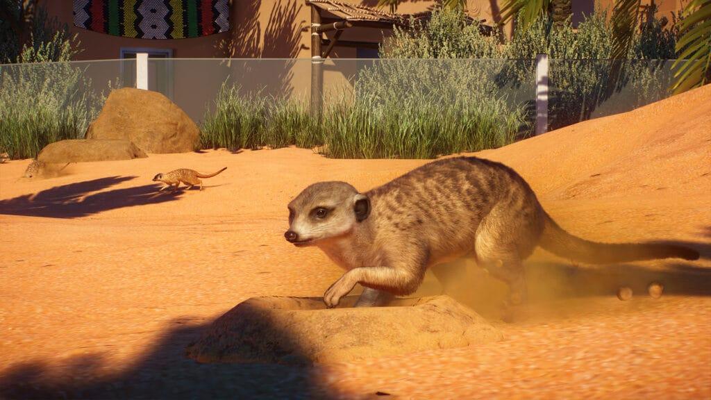 Planet Zoo Africa Park: arriva il DLC con 5 nuovi specie dall'Africa