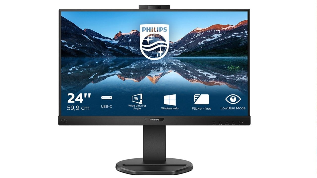 Arriva sul mercato il monitor Philips 243B9H, comodità al top thumbnail