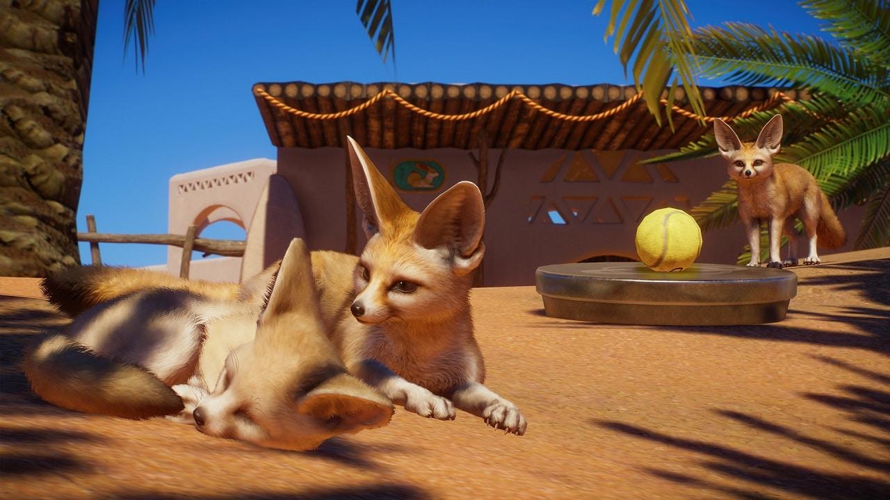 Planet Zoo si arricchisce con nuovi animali africani thumbnail