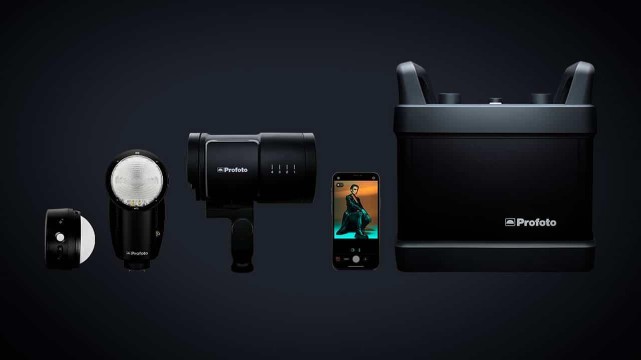Profoto Camera, lo smartphone ora scatta coi flash thumbnail
