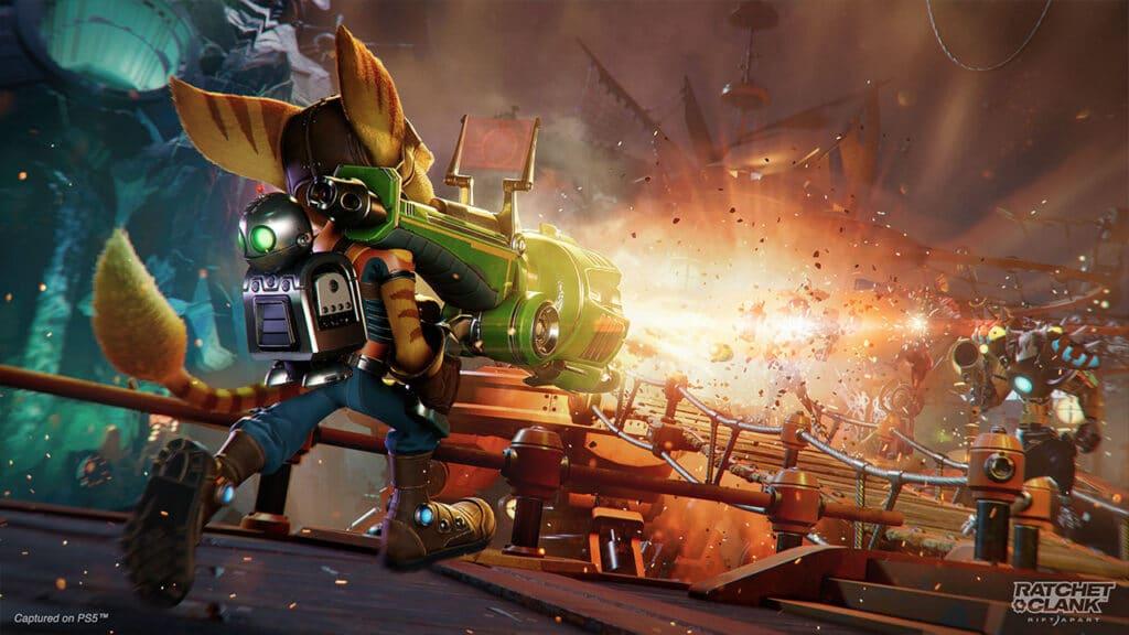 Ratchet & Clank Rift Apart recensone