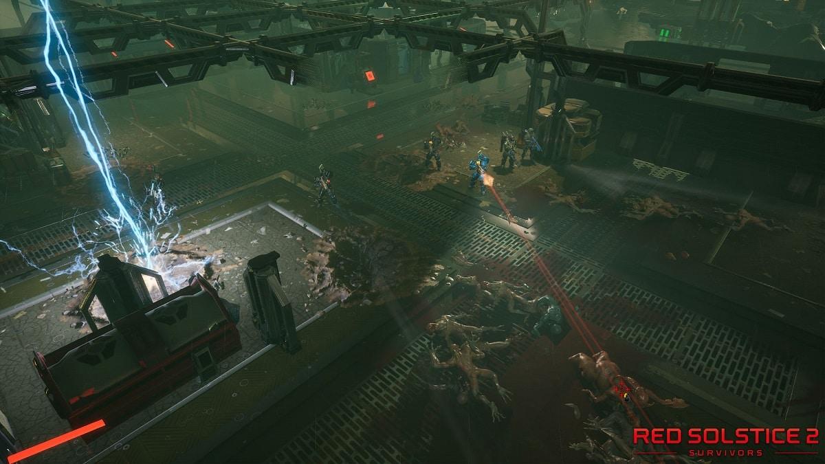 Red Solstice 2: Survivors è disponibile da oggi su Steam thumbnail