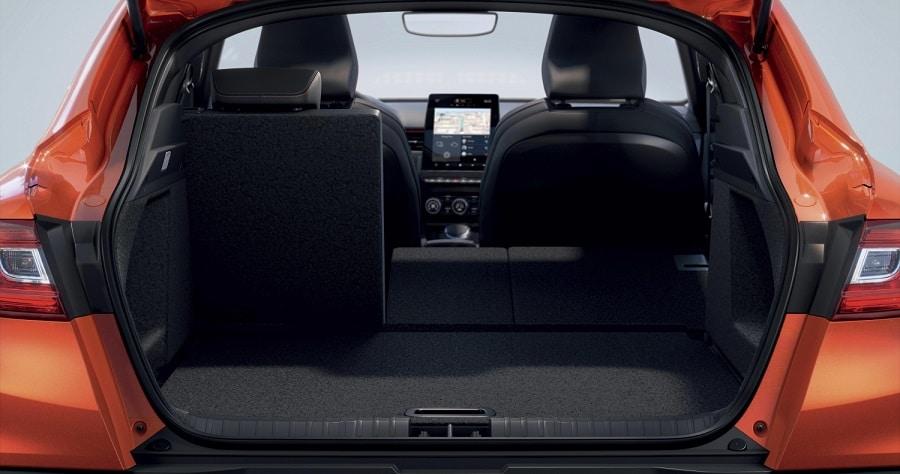 Renault Arkana Hybrid bagagliaio