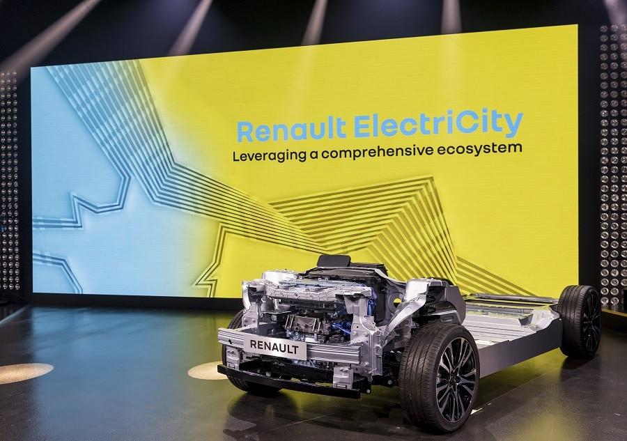 Renault E-Ways Electri-City