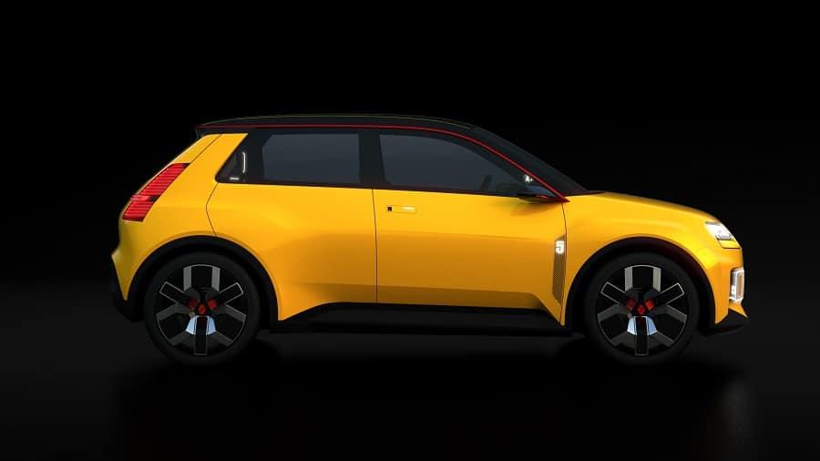 Renault E-Ways R5