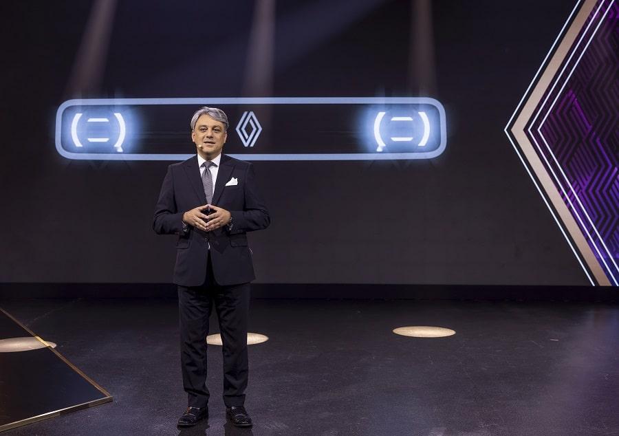 Renault E-Ways Renault 4ever