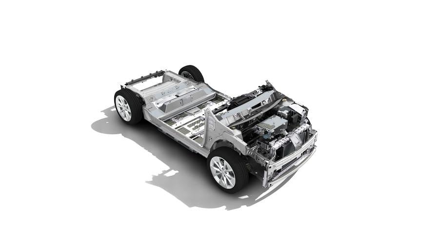 Renault E-Ways piattaforma modulare
