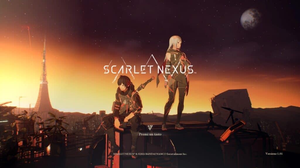 Scarlet Nexus recensione