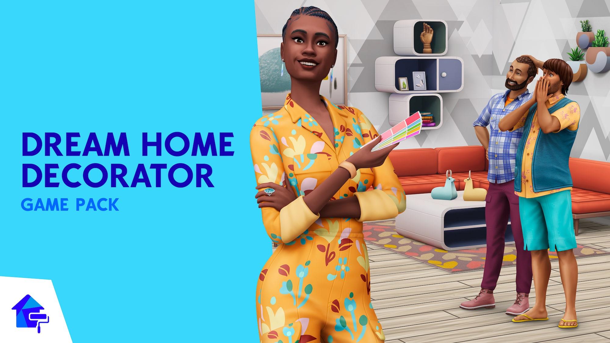 The Sims 4: Arredi da sogno thumbnail