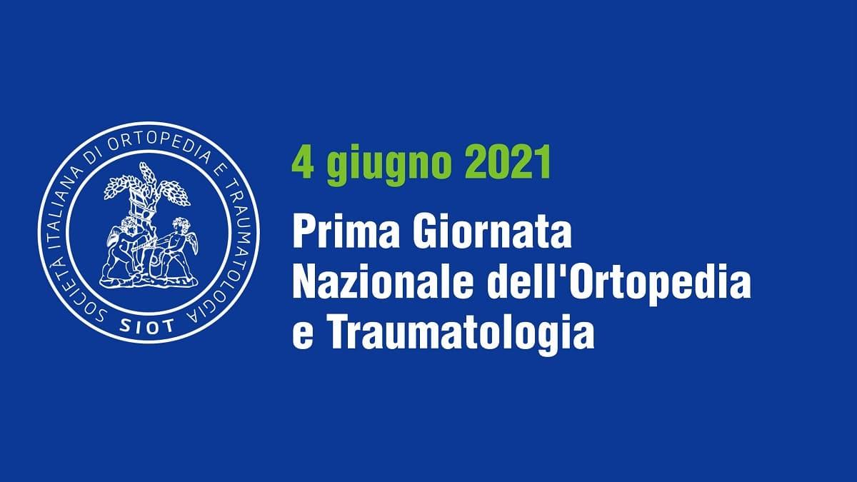 Si celebra la prima Giornata Nazionale dell'Ortopedia e della Traumatologia thumbnail
