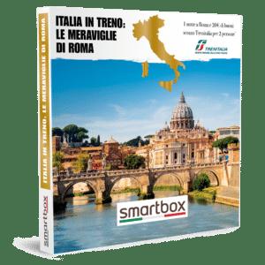 Smartbox Italia in Treno - Roma