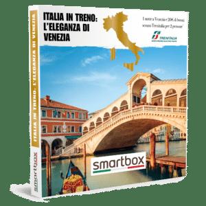 Smartbox L'italia in treno - Venezia