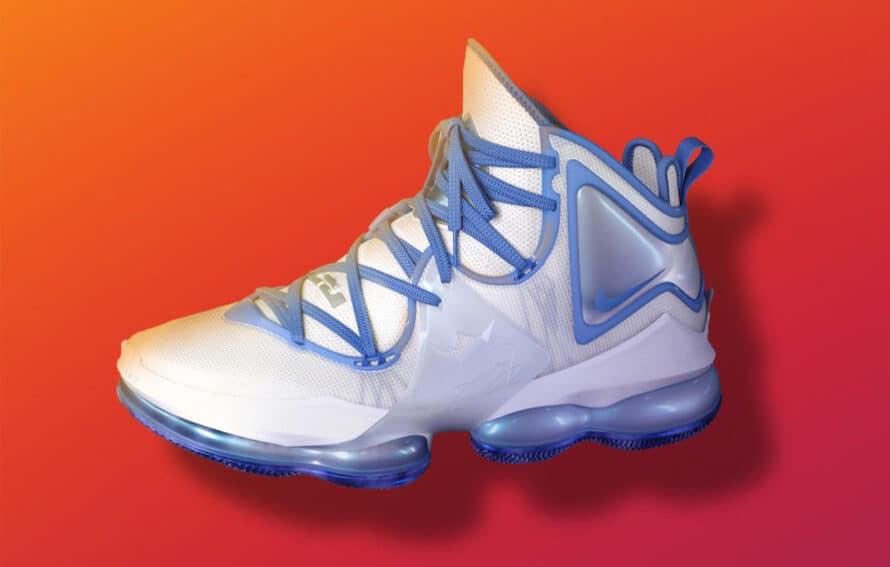 Space Jam 2 Nike LeBron 19