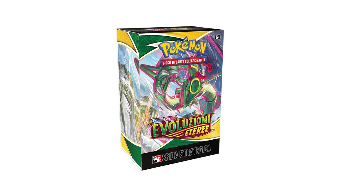 Carte Pokémon: arriva l'espansione Spada e Scudo - Evoluzioni Eteree thumbnail