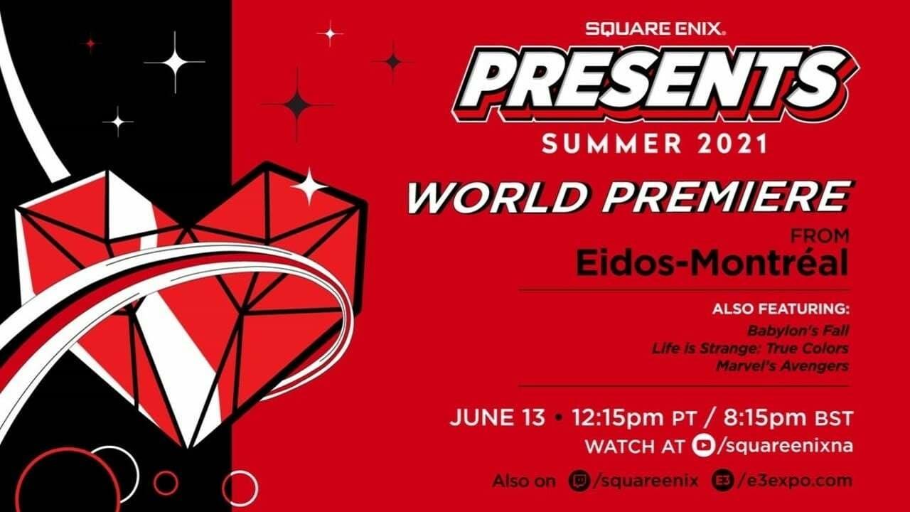 Square Enix E3 2021: tutti gli annunci della serata thumbnail