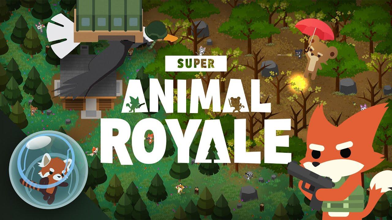 Super Animal Royale si tuffa nell'estate con un nuovo evento thumbnail