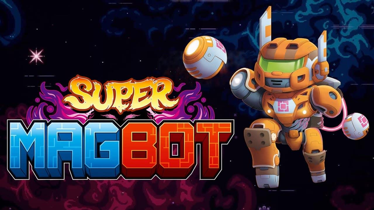 Super Magbot: disponibile su PC e Nintendo Switch thumbnail
