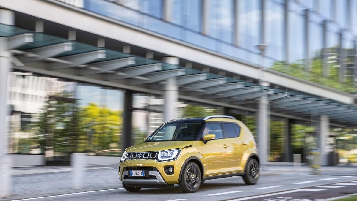 Suzuki Solutions introduce il nuovo piano di finanziamento a 48 mesi thumbnail