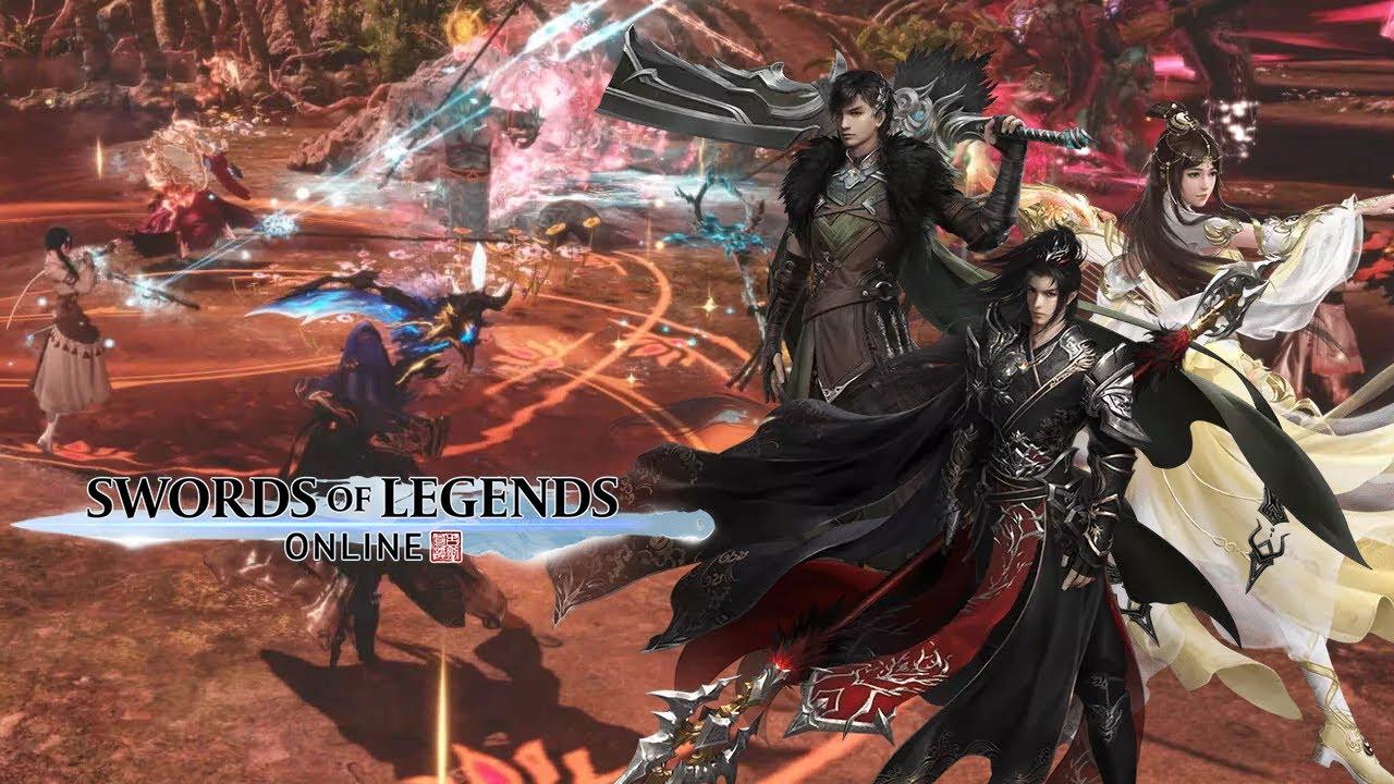 La prova di Swords of Legends Online, l'affascinante titolo orientale thumbnail
