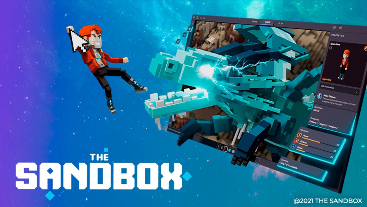 The Sandbox: ecco la nuova piattaforma di sviluppo basata su Ethereum thumbnail