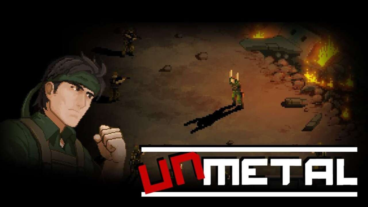 UnMetal: la convincente parodia di Metal Gear Solid thumbnail