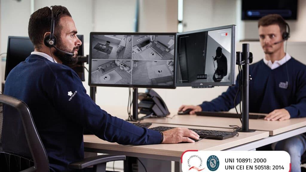 Verisure Italia Centrale Operativa