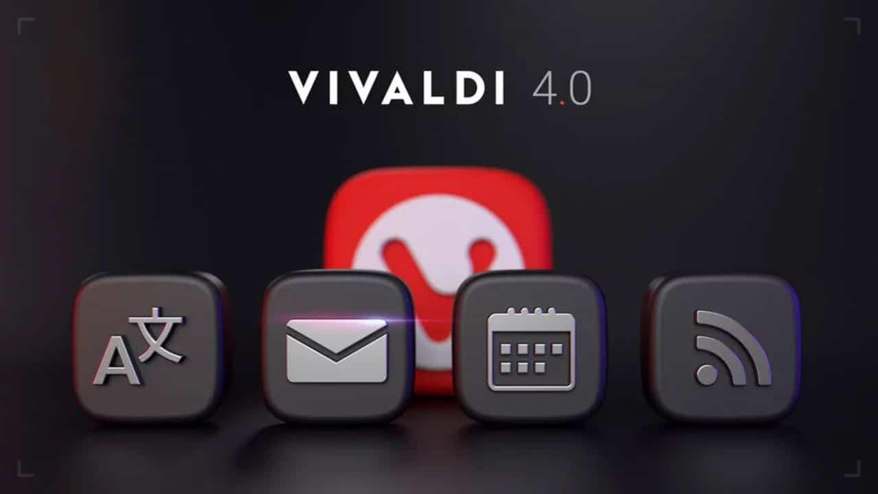 Il browser Vivaldi ora ha posta, calendario e un lettore RSS integrati thumbnail