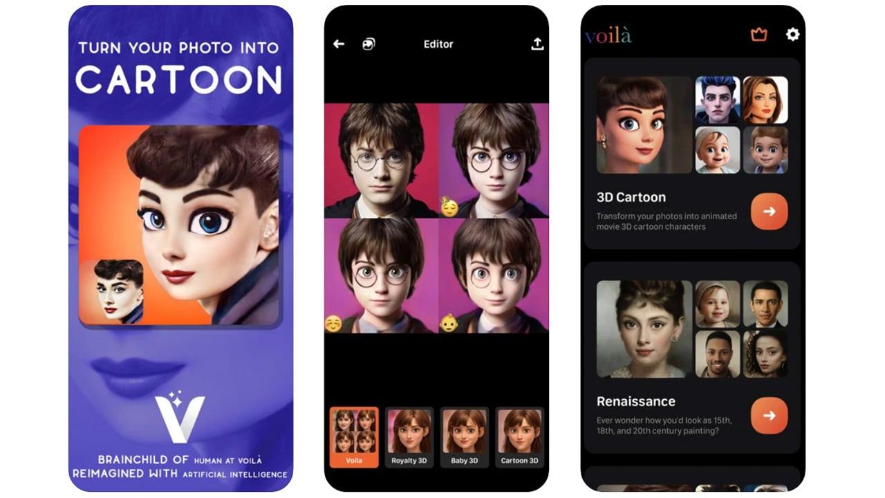 Voilà è l'app che vi trasforma in personaggi Disney thumbnail