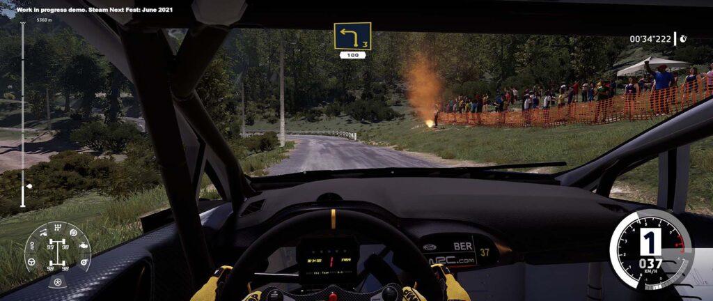 WRC 10 FIA World Rally Championship anteprima inter