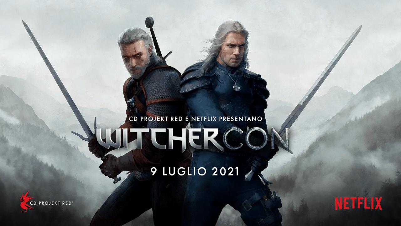 Arriva il WitcherCon: il primo evento digitale di The Witcher thumbnail
